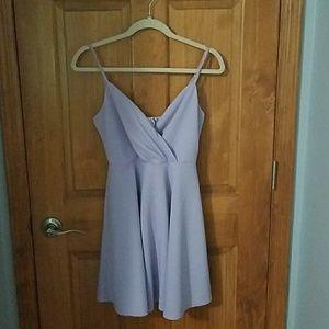 Dresses & Skirts - Lavendar halter dress